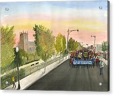 79th Street Matters Acrylic Print