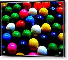 Color Color Color Acrylic Print by Anand Swaroop Manchiraju