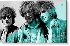 Cream Eric Clapton Jack Bruce Ginger Baker Acrylic Print