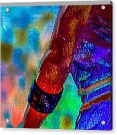 Michael Jordan. Air Jordan. The Acrylic Print