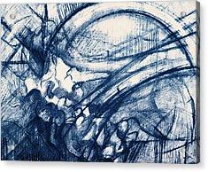 New Upload Acrylic Print by Shant Beudjekian