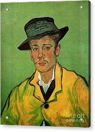 Portrait Of Armand Roulin Acrylic Print