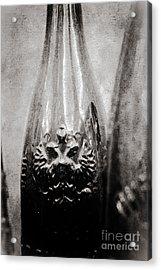 Vintage Beer Bottle Acrylic Print