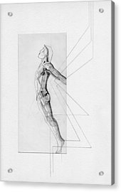 87 - 14 Acrylic Print