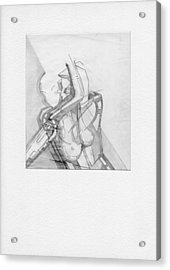 87 - 8 Acrylic Print