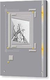 87 - 9 Acrylic Print