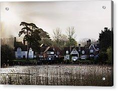 New Forest - England Acrylic Print by Joana Kruse