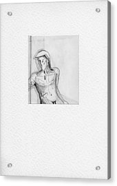 87_1 Acrylic Print