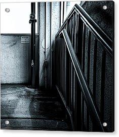 8th Floor Acrylic Print by Bob Orsillo