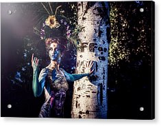 Acrylic Print featuring the photograph .. by Traven Milovich