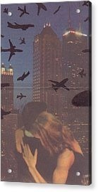 9-11-20 Acrylic Print by William Douglas