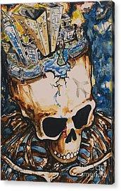 9/11 Acrylic Print