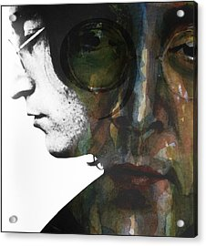#9 Dream Acrylic Print by Paul Lovering