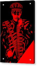 Elton John Collection Acrylic Print