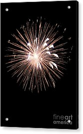 Fireworks Acrylic Print by Brent Parks