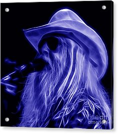 Leon Russell Collection Acrylic Print