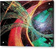 Oneness Acrylic Print