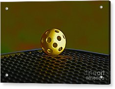 Acrylic Print featuring the photograph 9- Perspective by Joseph Keane