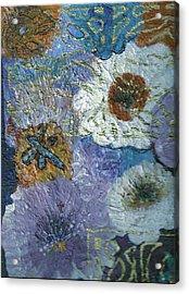 Untitled Acrylic Print by Anne-Elizabeth Whiteway