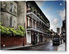 910 Royal Street Acrylic Print