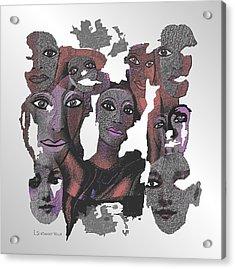 926 - Decomposition 2017 Acrylic Print