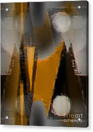 94 Acrylic Print by John Krakora