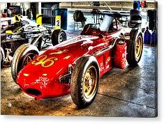 1961 Elder Indy Racing Special Acrylic Print by Josh Williams