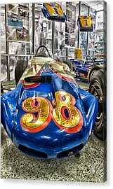 98 Acrylic Print