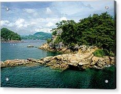 99 Islands Sasebo Japan Acrylic Print