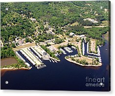 Acrylic Print featuring the photograph A-008 Afton Harbors 2 Minnesota by Bill Lang