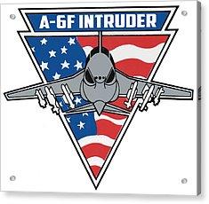 A-6f Intruder Acrylic Print