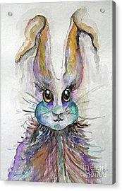 A Bad Hare Day Acrylic Print