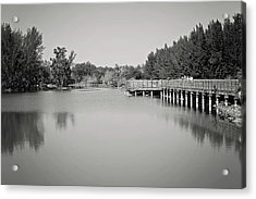 Acrylic Print featuring the photograph A Beautiful Day by Kim Hojnacki