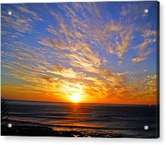 A Better Tomorrow Acrylic Print by Michael Durst