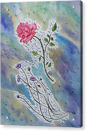A Bit Of Whimsy Acrylic Print by Carol Crisafi