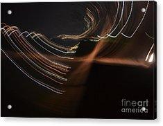 A Blink Of Light Acrylic Print