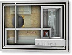 A Capite Ad Calcem Acrylic Print