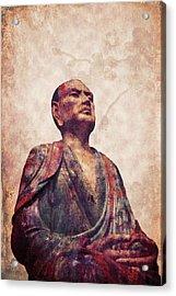 Buddha 5 Acrylic Print by Lynn Sprowl