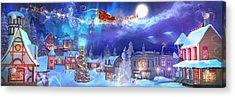 A Christmas Wish Acrylic Print