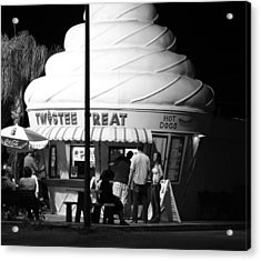 Twistee Treat Acrylic Print