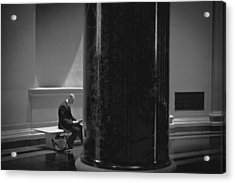 A Day At The Smithsonian Acrylic Print
