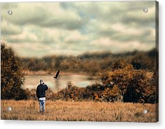 A Day In The Life Acrylic Print by Jai Johnson