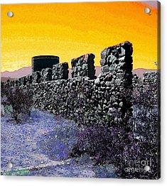 A Desert Host 2 Acrylic Print by Glenn McCarthy Art and Photography