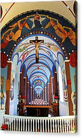 A Father's Masterpiece Acrylic Print