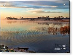 A Gentle Morning Acrylic Print