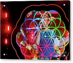 A Head Full Of Dreams - Chris Martin	 Acrylic Print