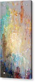 A Heart So Big - Custom Version 5 - Abstract Art Acrylic Print