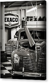 A Hot Ride Acrylic Print