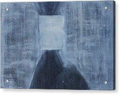 A Human Can Shed Tears Acrylic Print