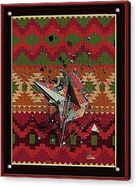 A La Kandinsky C1922 Acrylic Print
